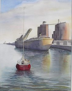 Harbour Visitor